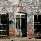 Old Building by Michael  Herrfurth