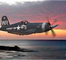 Corsair at Sundown by Need4Speed