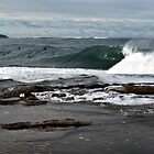 Dee Why Point Barrel perfection by Tim Oliver