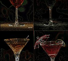 Drink Combo 4 by Rick Baber