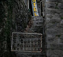 Eureka Alley 2 by Rick Baber
