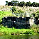 Merri river - old Bridge - Warrnambool by EdsMum