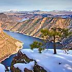 Flaming Gorge at Red Canyon by Kim Barton