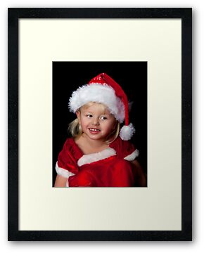 my little mrs santa claus by wendywoo1972
