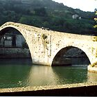 Ponte della Madelena by trobe