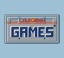 California Games by damdirtyapeuk