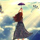 Flying away .............. by nishagandhi