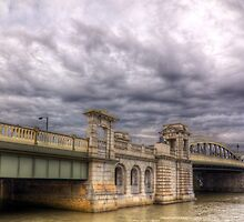 Rochester Bridge  by Robert Radford