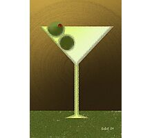 New Martini Photographic Print