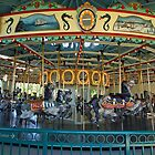 Cafesjian&#x27;s Carousel by WolfPause