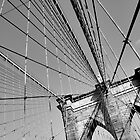 Brooklyn Bridge by Maren Misner
