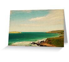 A View South... Greeting Card