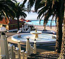 Eastern Beach Geelong by Deb Gibbons
