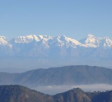 The Himalayas by niv786