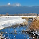 Winter in Renesse 2 by Adri  Padmos