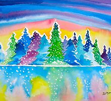 Christmas Lake by Kevin McGeeney