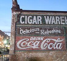 Cigars and Coca~Cola by Gordon Taylor