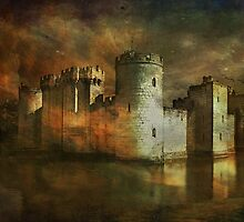 Bodiam Castle.... by andy551