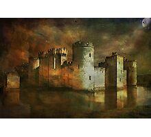 Bodiam Castle.... Photographic Print