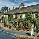 The Red Lion, Burnsall. by Colin Metcalf