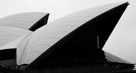 Opera House by Ron Hannah