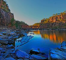 Katherine Gorge - Northern Territory by zitavaf