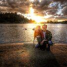 Sun Over Son by Bob Larson