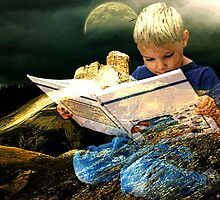 WITHIN THE MAGICAL KINGDOM OF A BOOK by Tammera