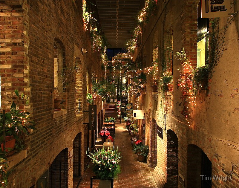 old market passageway by tim wright redbubble