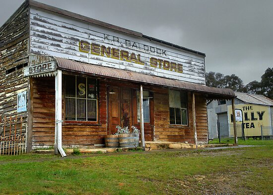 Postcard from Marulan by Rosalie Dale