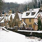 Castle Combe by Paul Woloschuk