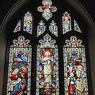 Church window by relayer51