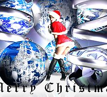 Merry Christmas to all My Redbubble Friends by Tanya Newman