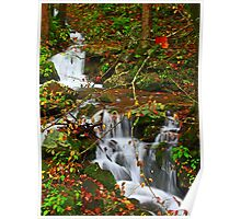 WATERFALL,TREMONT Poster