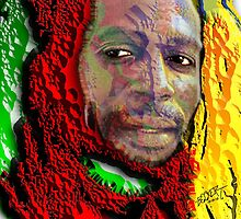 GREGORY ISAACS by BOOKMAKER