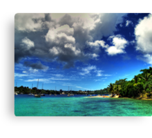 From where I'd rather be Canvas Print