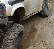 4x4 driving at kilcoy by bwalker