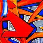 Urban Art # 3 by David Schroeder