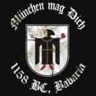 Munich Likes You by edwardengland