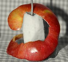 Apple Peeled by Cathy O. Lewis