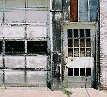 Ragged Building 6 by Rick Baber