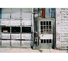 Ragged Building 6 Photographic Print