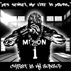 Christ is My Sensei by DZINE