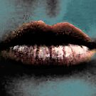 Lips by Sarah Bentvelzen