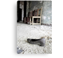 Huarache , Asylum in CT Canvas Print