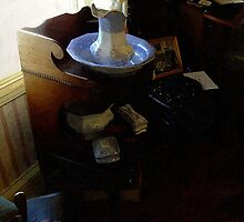 Morning in the Study by RC deWinter