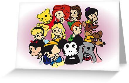 Walt Disney by ctd-official