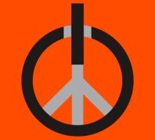 Peace Power: Press ON! Kids Clothes