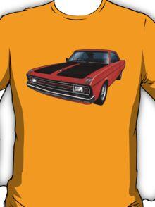Chrysler Valiant VG Pacer Coupe - Hemi Orange T-Shirt