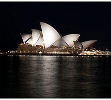Sydney Opera House At Night. by JoeJoeInc